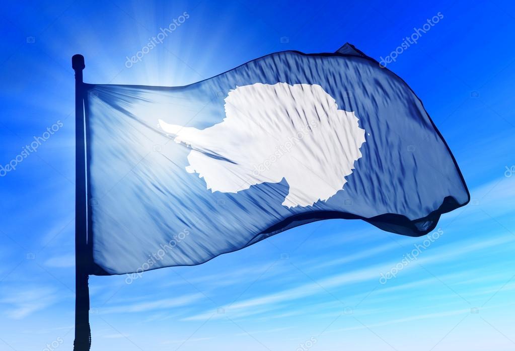 Antarctica images Antarctica Waving Flag HD wallpaper and 1023x698