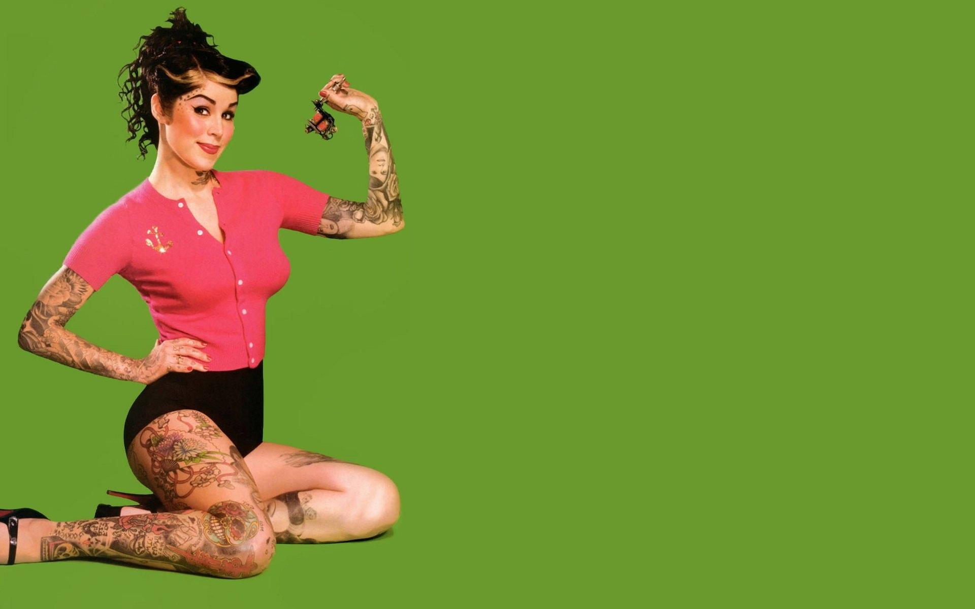 Tattoo Girl Von - Blog not found