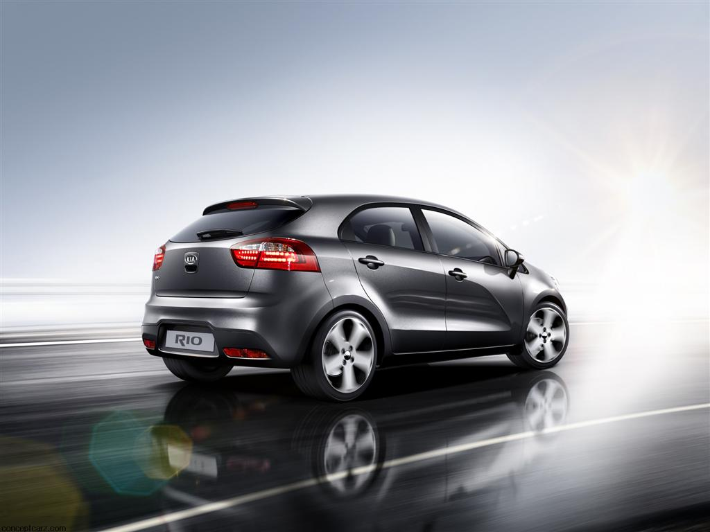 KIA MOTORS CORPORATION KIA RIO 2013 HQ Wallpapers 1024768 Wallpaper 1024x768