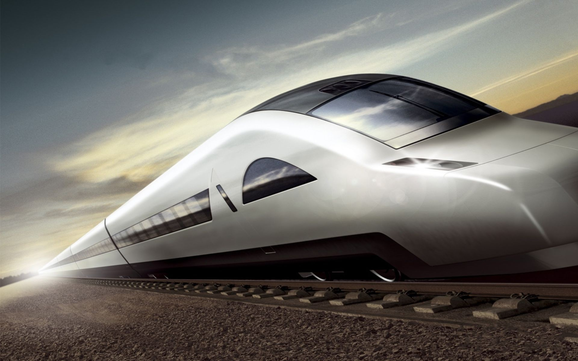 Bullet Train Artwork wallpapers Bullet Train Artwork 1920x1200