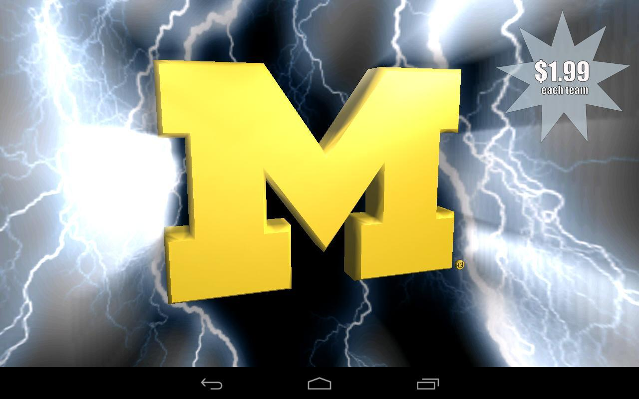 NCAA Gameday Live Wallpaper for Android   APK Download 1280x800