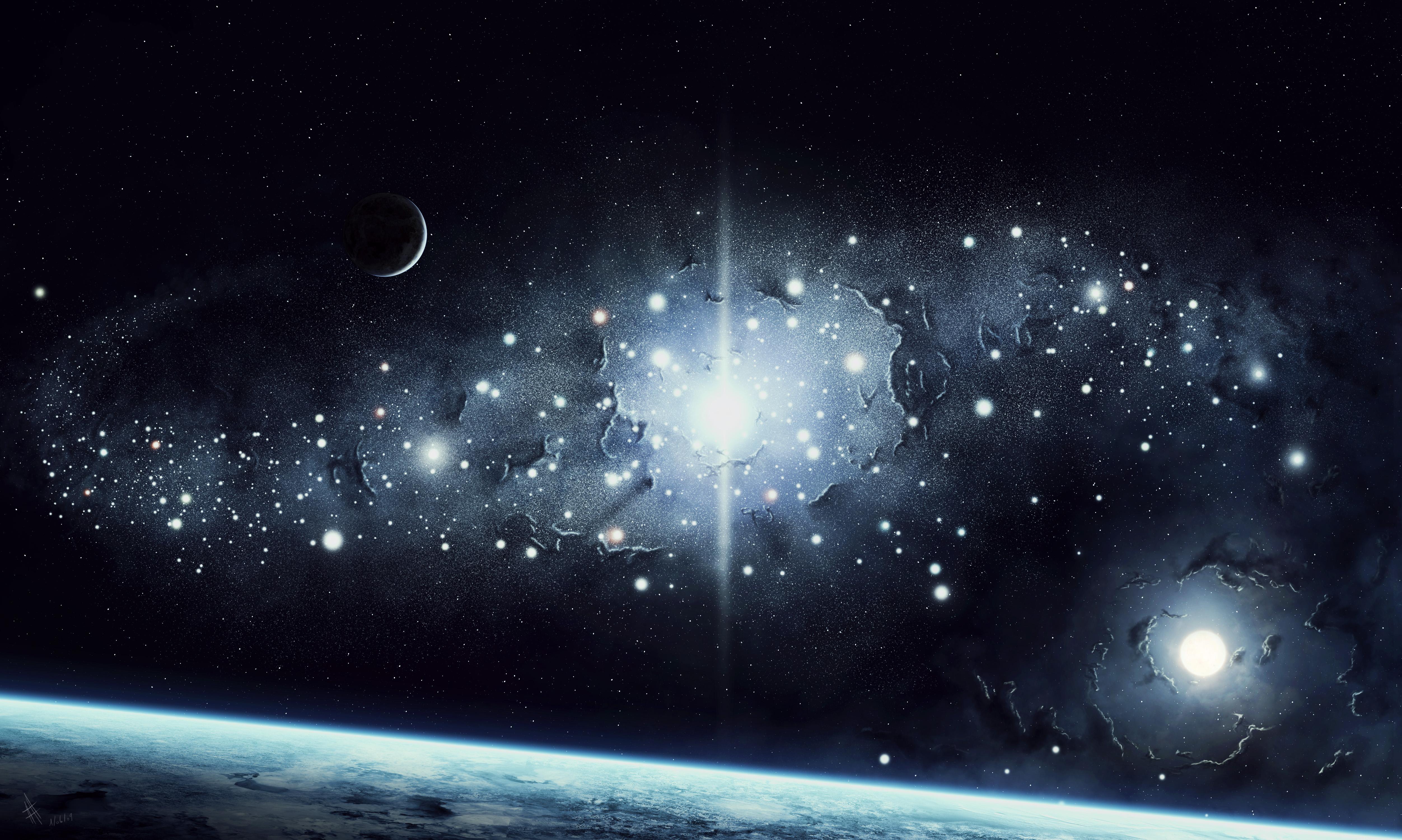 Moving Galaxies Wallpaper - WallpaperSafari