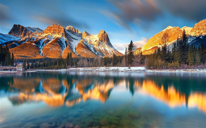 alberta canada beautiful Nature HD Wallpaper Wallpapers View 700x437