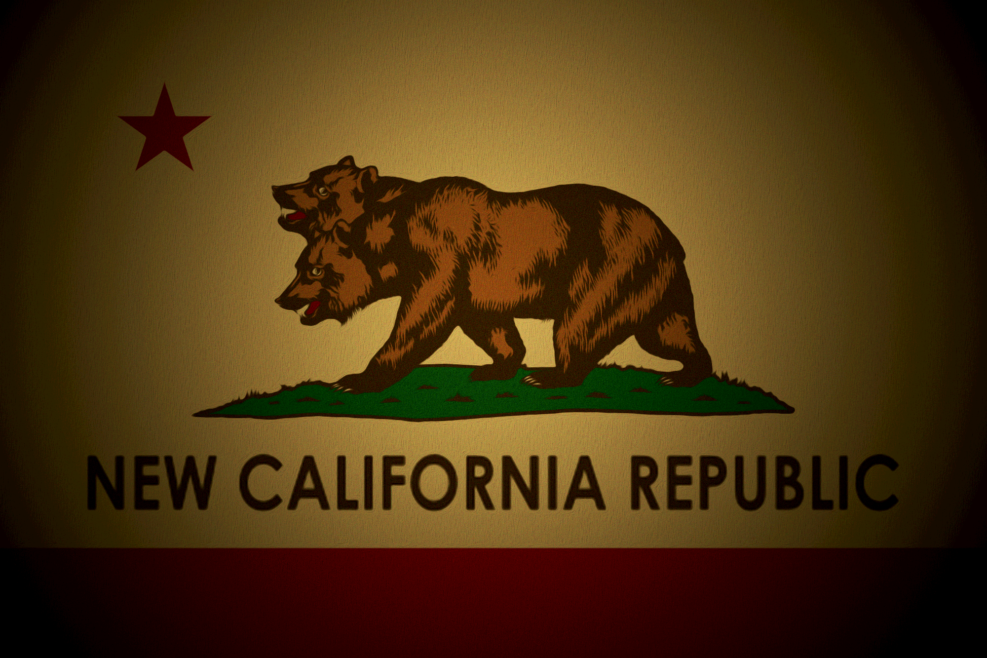 New California Republic by Gnarly Gnome 2000x1333