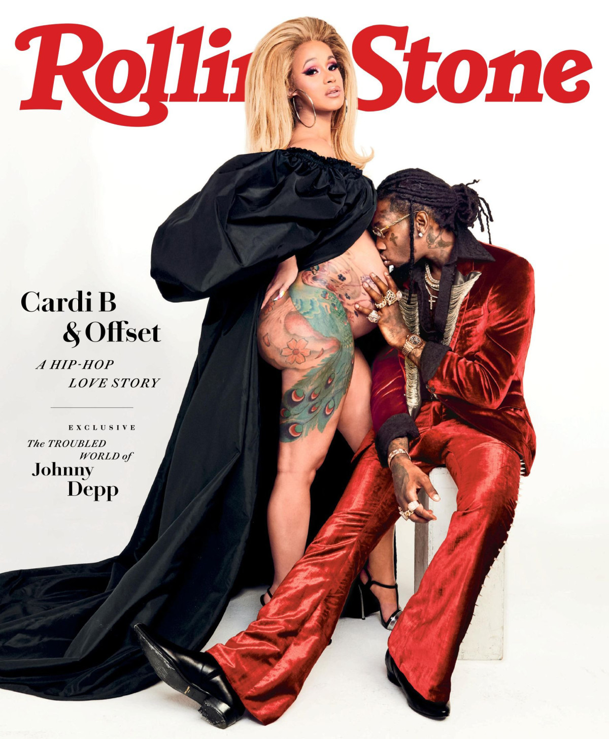 Cardi B and Offsets Relationship Timeline Photos 1200x1455