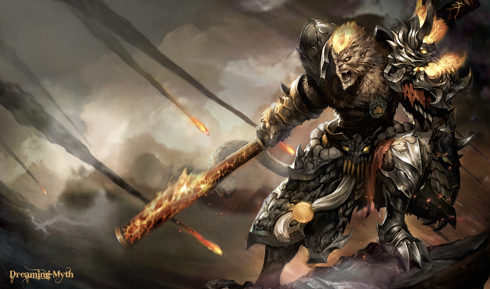 Wukong Desktop Backgrounds Wukong LOL Champion Wallpapers 1600x944