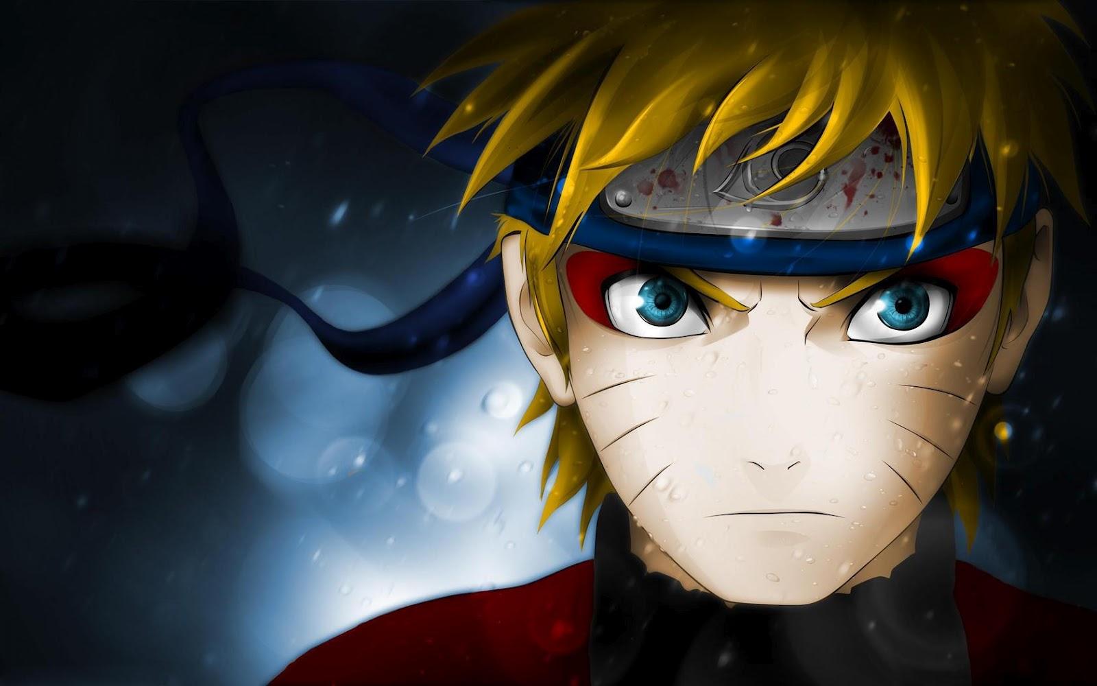 Naruto Uzumaki Anime Character HD Wallpaper Download HD Wallpapers 1600x1000