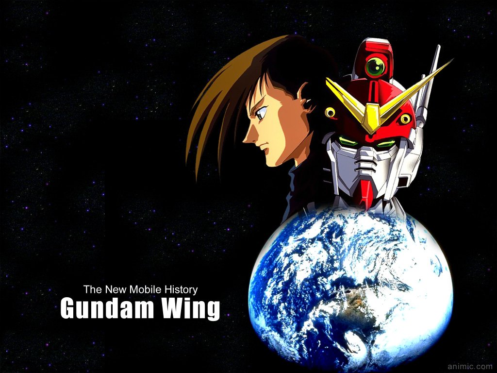 Download full size Gundam Wing Wallpaper Num 6 1024 x 768 133 1024x768