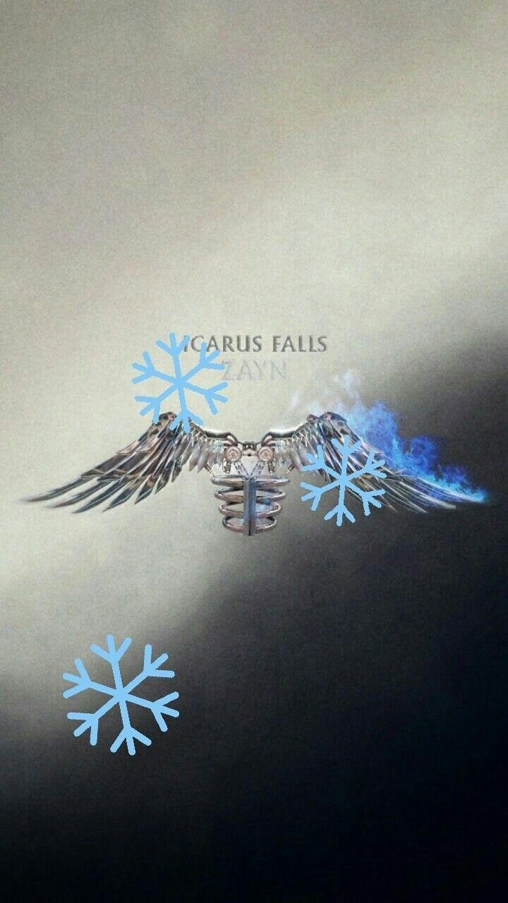Icarus Falls Lockscreen Icarus fell Best albums Fun facts 720x1280