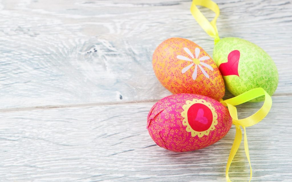 2018 Happy Easter Day Desktop Wallpapers HD Images HD 1024x640
