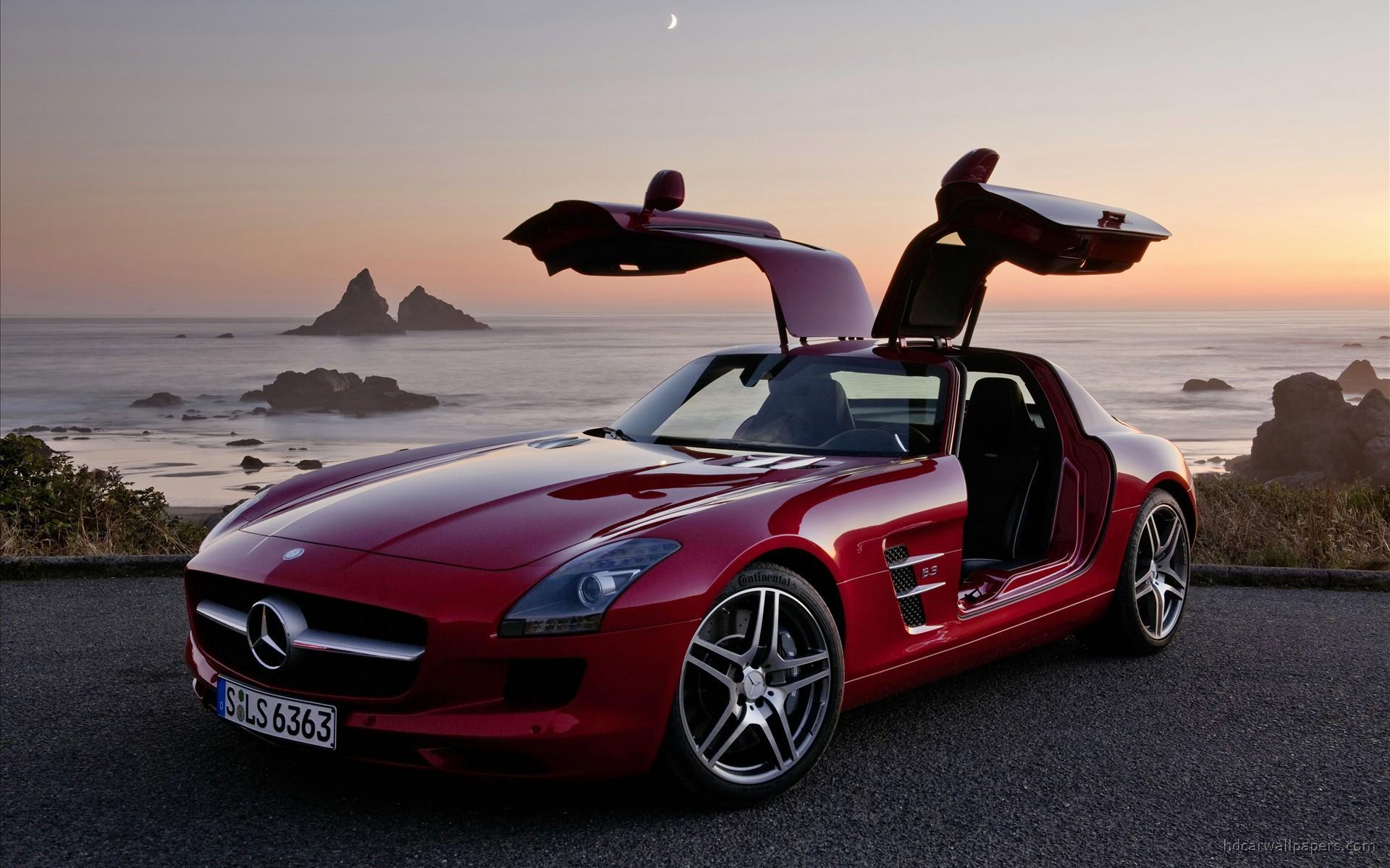 Mercedes Benz Sls Amg wallpaper   390058 1920x1200