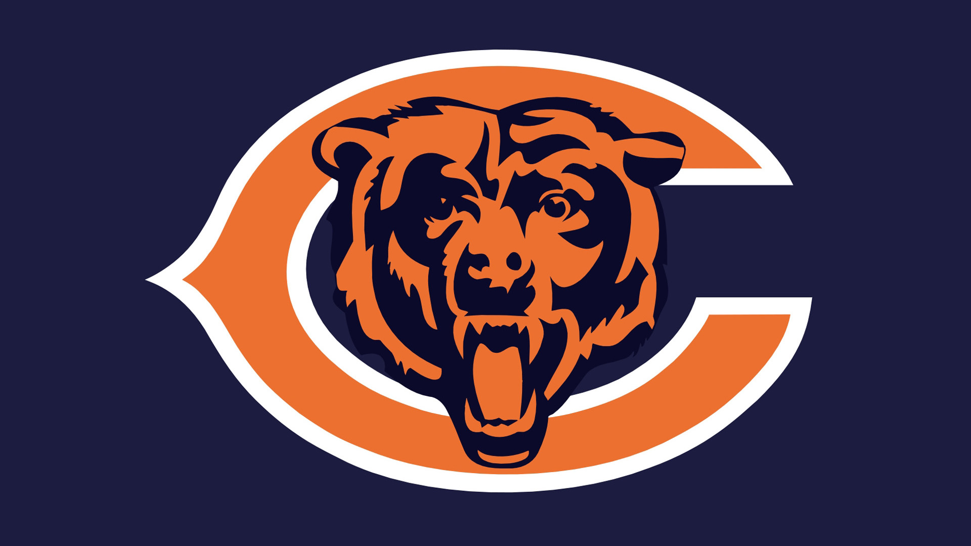 pixels wallpapers logos bears chicago 1920x1080 1920x1080