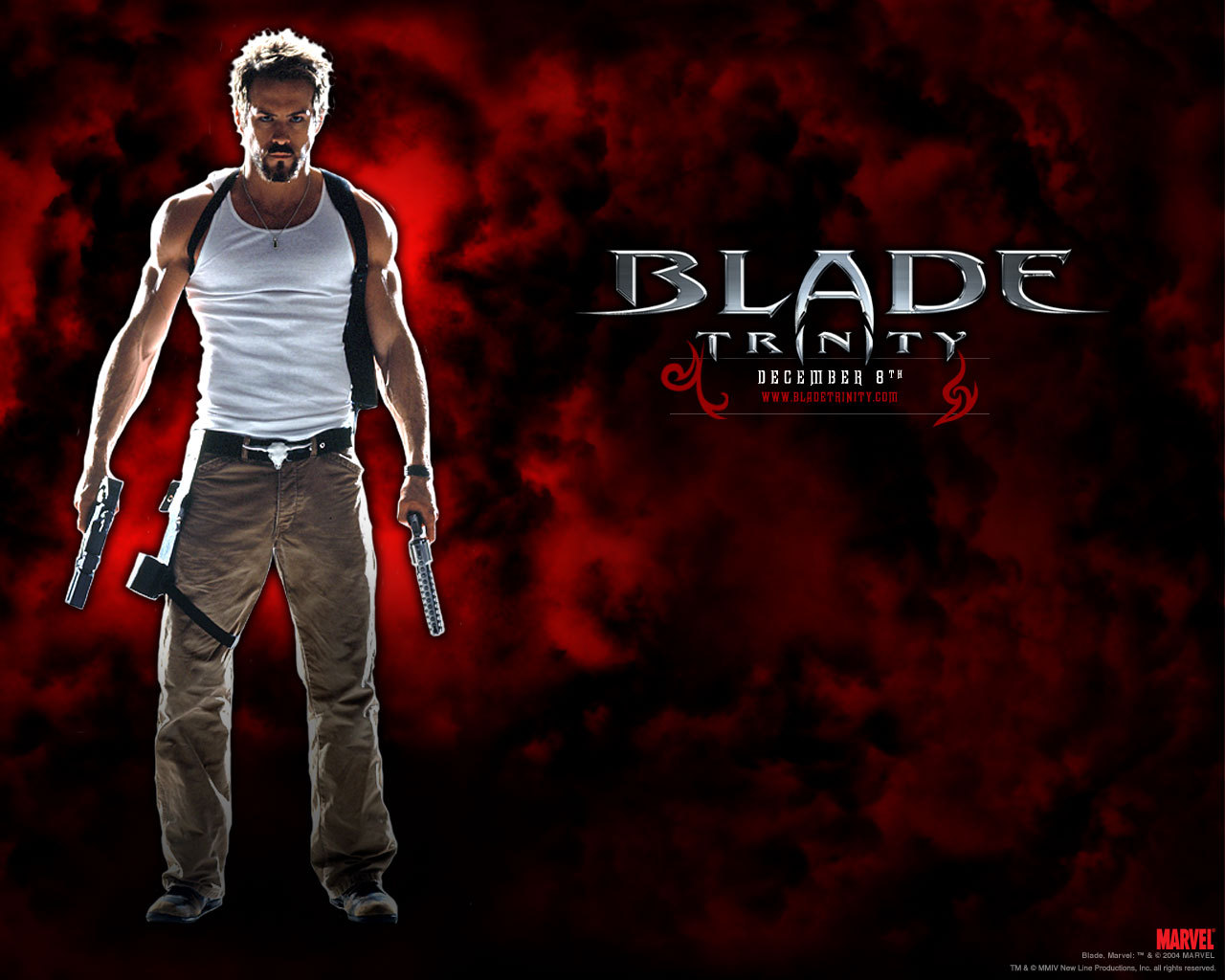 Blade Trinity   Blade Wallpaper 930544 1280x1024