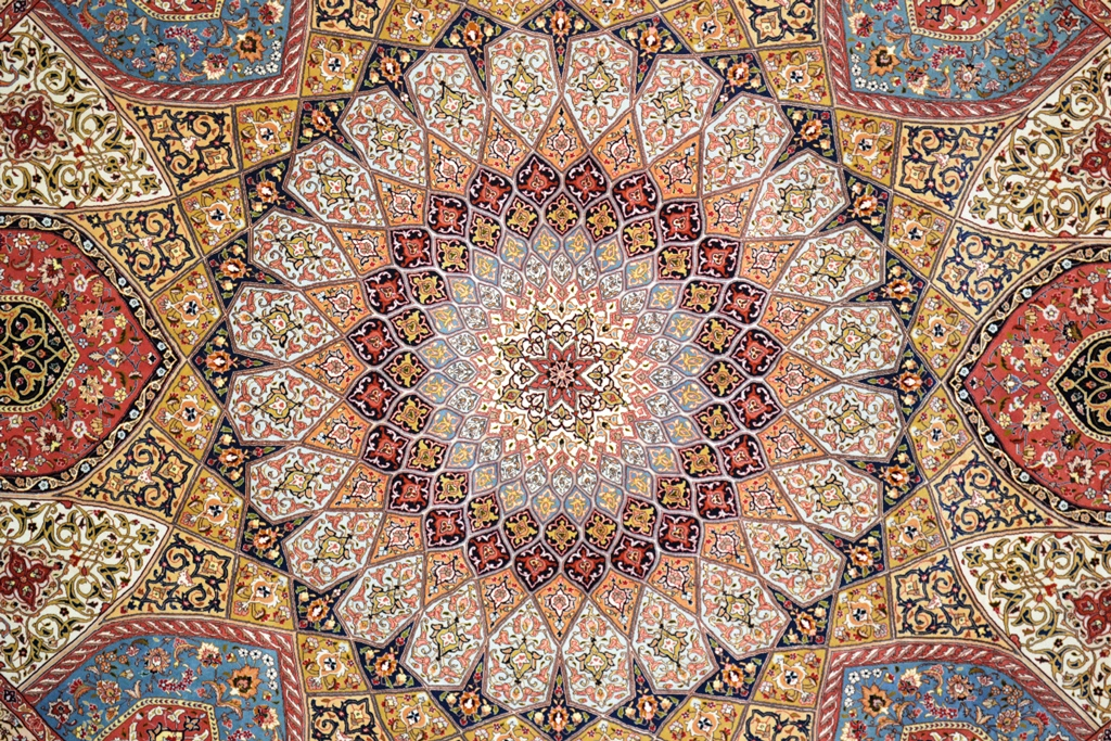 Persian Rug Wallpaper Roselawnlutheran