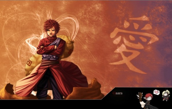 Naruto Shippuden Gaara wallpaper wallpapers   4K Ultra HD Wallpapers 600x380