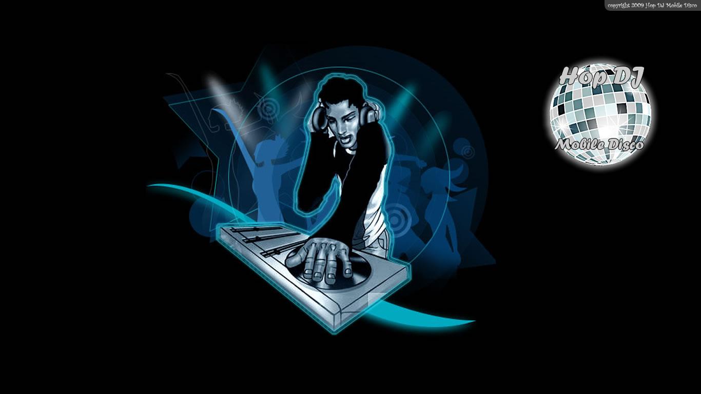 DJ Wallpaper BackGrounds Artwork Desktops Etc Commercial Club King 1366x768