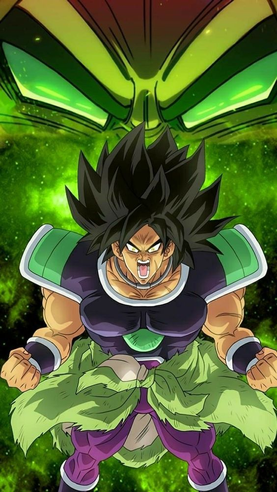 Free Download Dragon Ball Super Broly Movies Iphone X