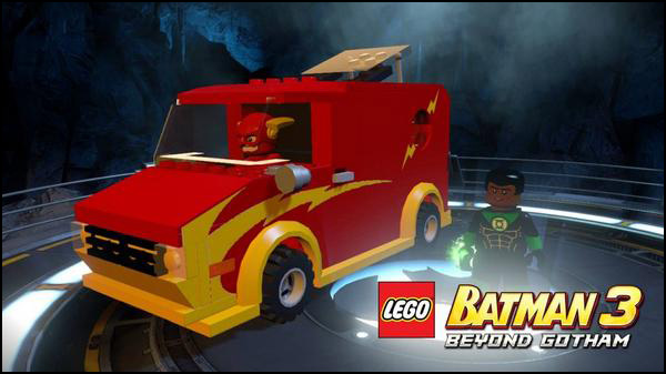 The Flash Mobile Returns In Lego Batman 3 Green Lantern John Stewart 600x337