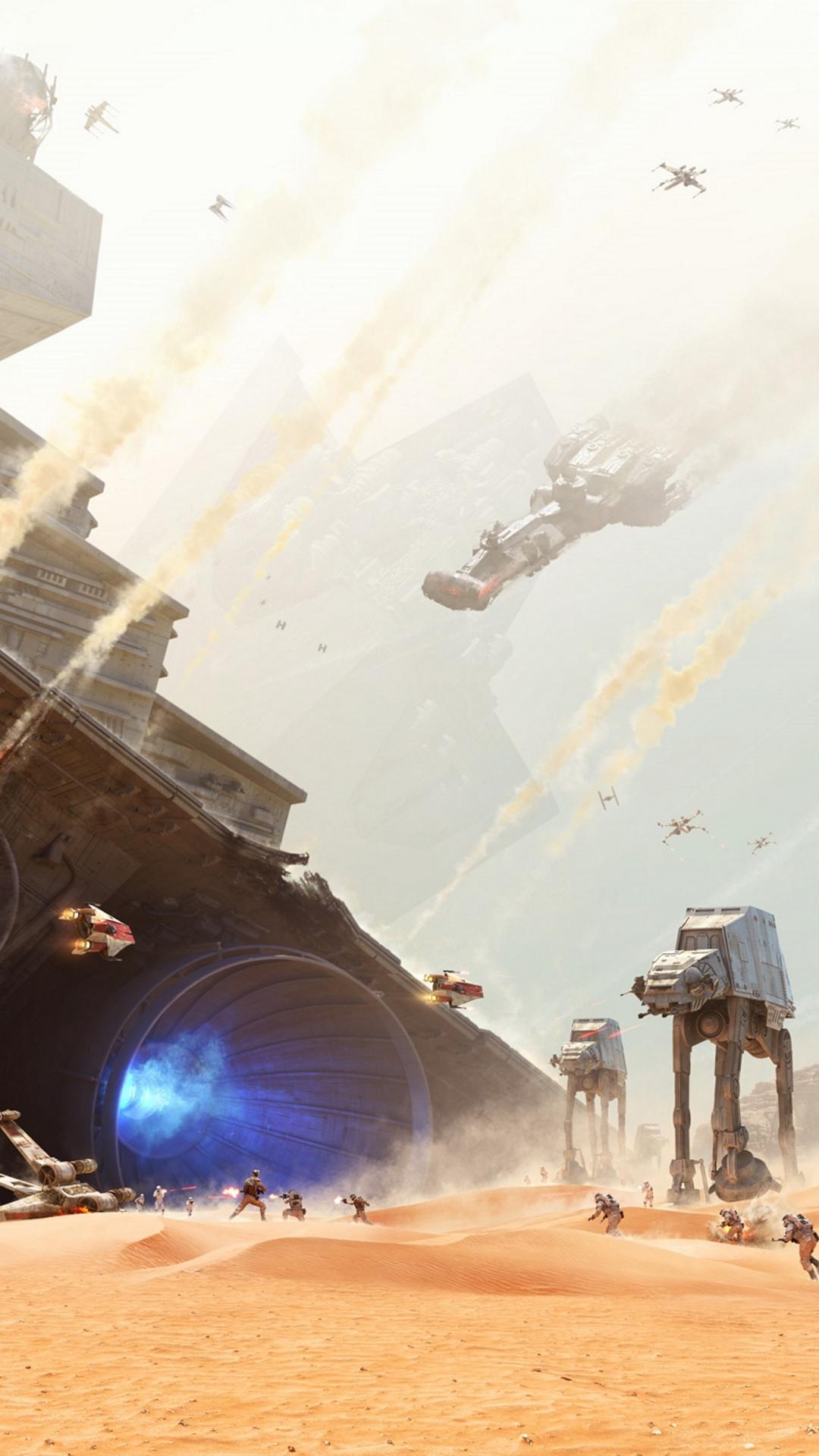 No dudes en decirnos cuál de estos wallpapers de Star Wars: The Force ...