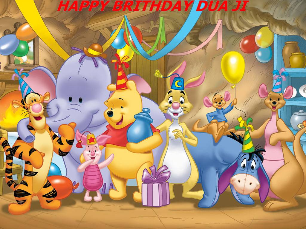 Pics Photos   Funny Happy Birthday Wallpaper 1024x768