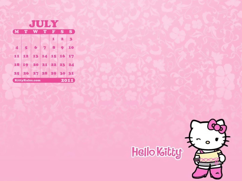 1440x1080px Hello Kitty Summer Desktop Wallpaper Wallpapersafari