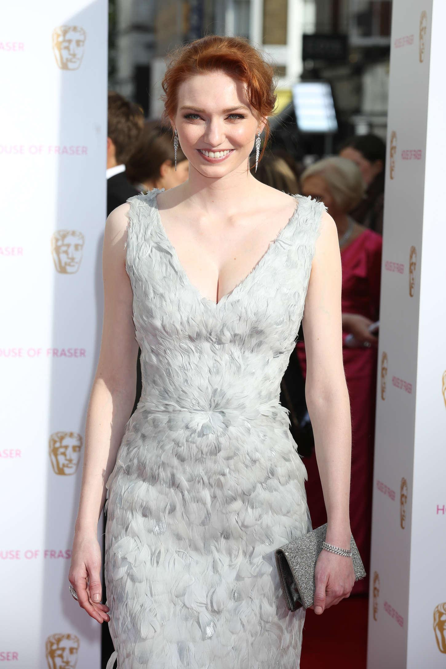 Eleanor Tomlinson   BAFTA Awards 2015 in London 1450x2175