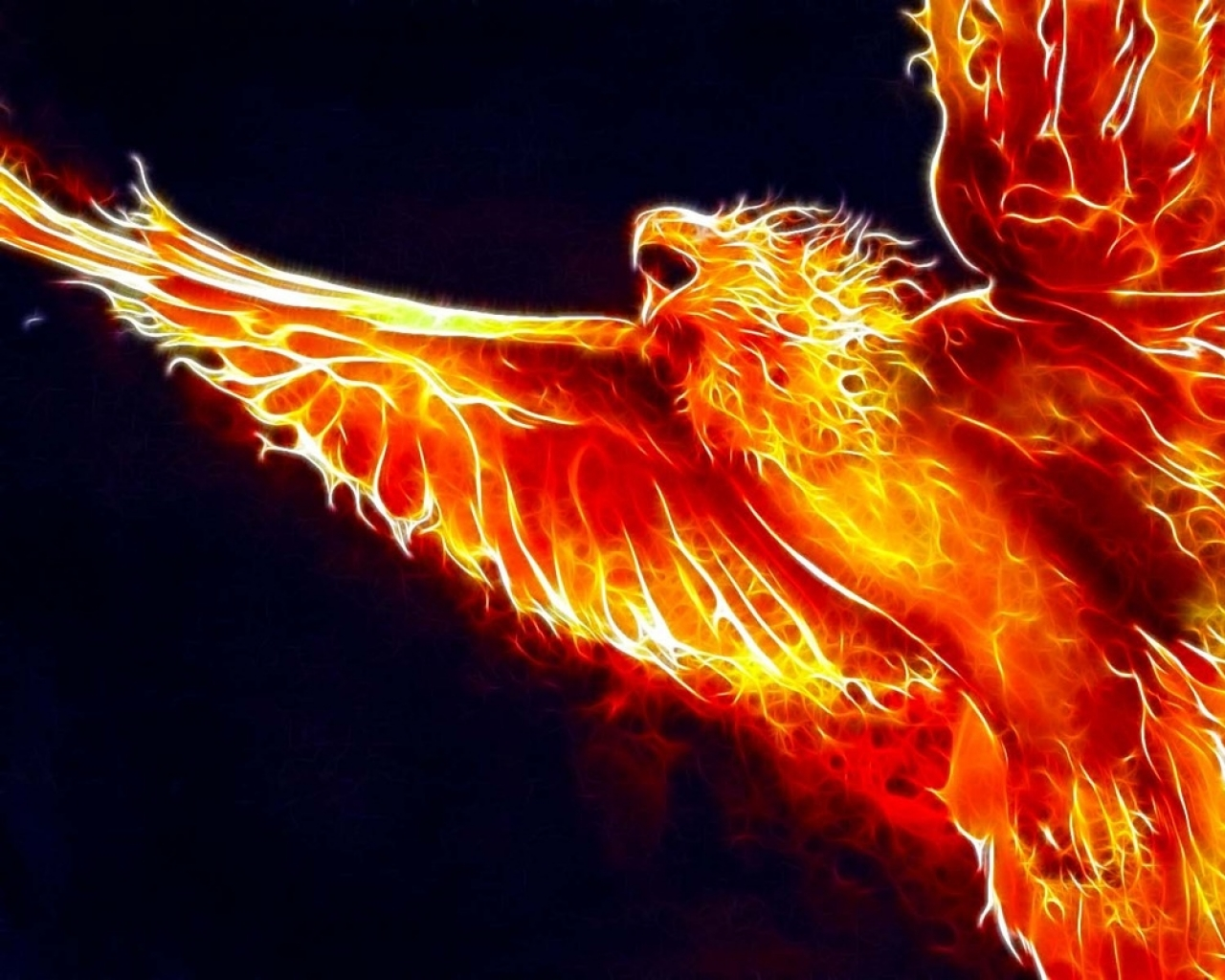 41 Phoenix Bird Hd Wallpaper On Wallpapersafari