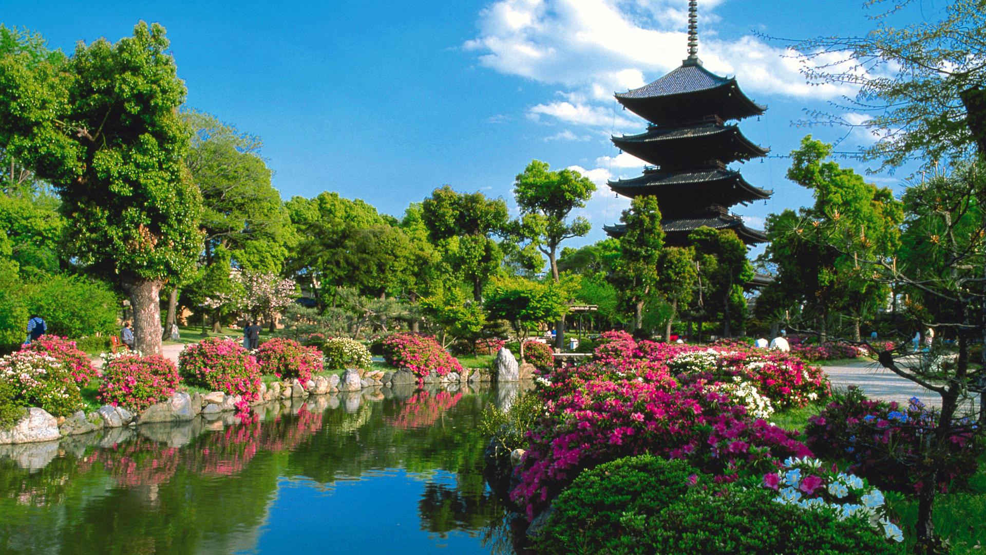 Pics Photos   Download Kyoto Wallpaper 1920x1080