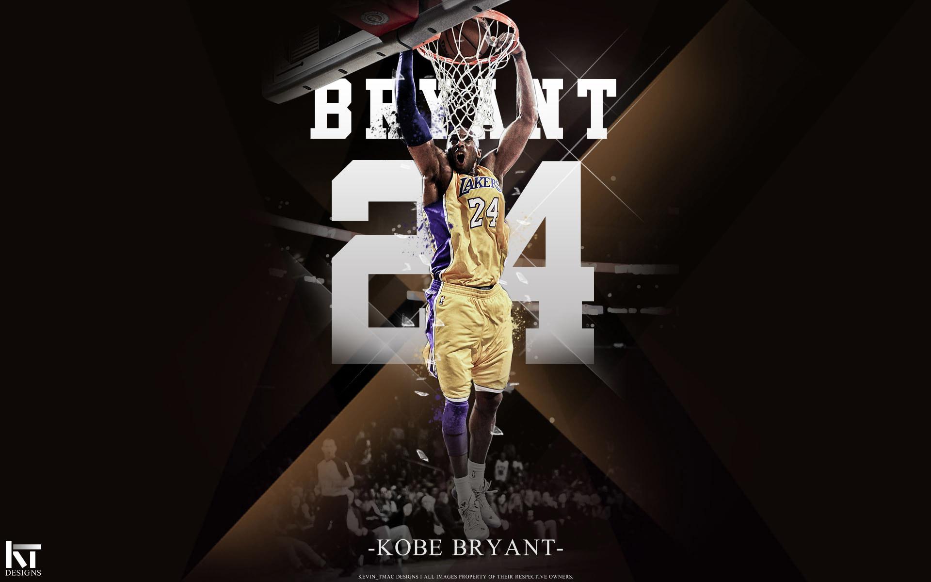 Wallpapers   Kobe Bryant Lakers Dunk 1920x1200 wallpaper 1920x1200