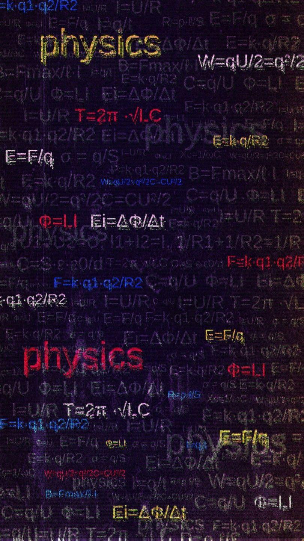 Physics wallpaper Physics Physics poster Technology wallpaper 810x1440