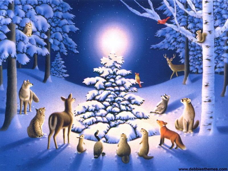 Christmas Wallpapers   Kids Desktop Backgrounds for Christmas and 800x600