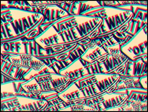 Vans Of The Wall Skateboarding Skate 3d Image 445401 On 500x380
