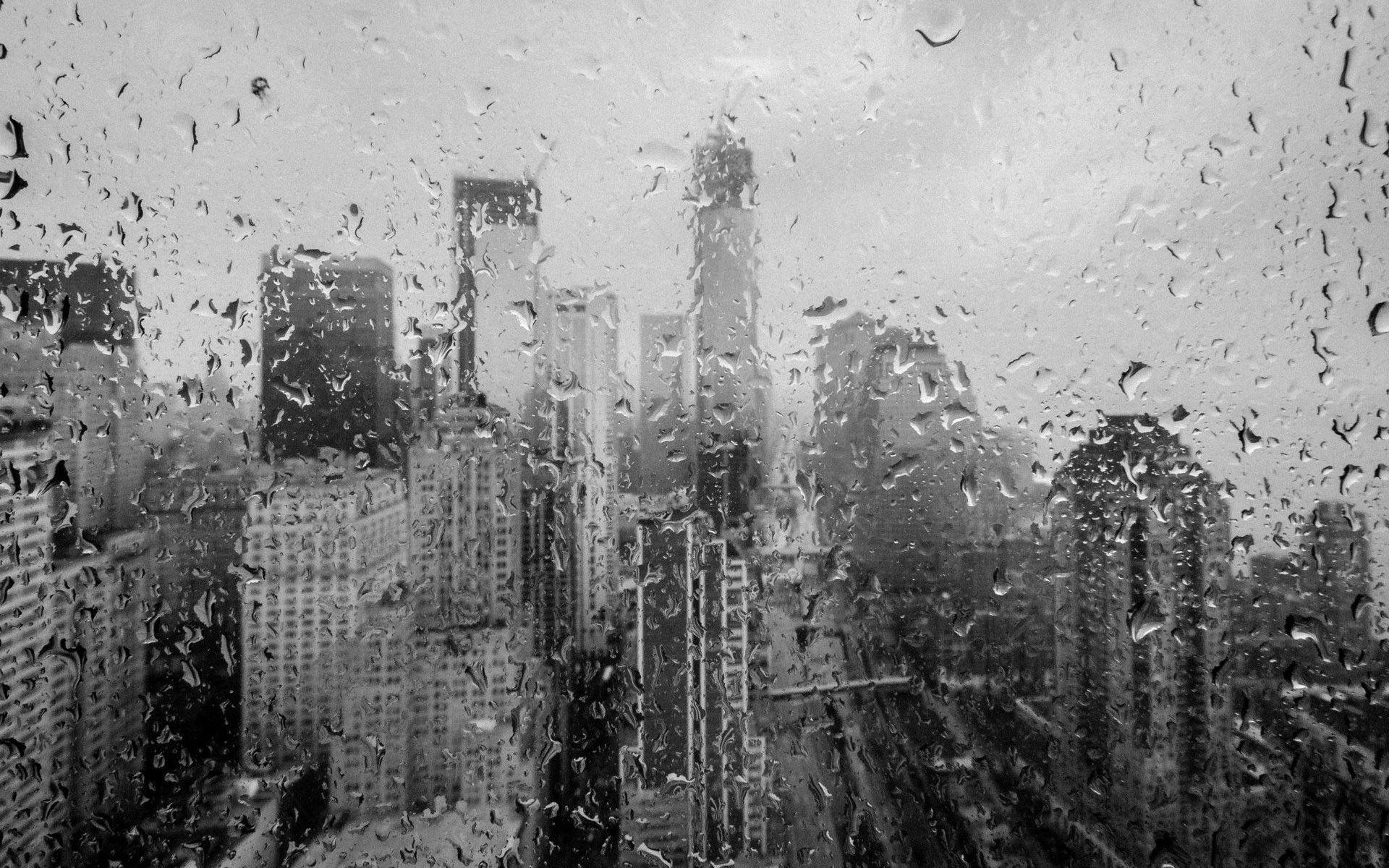 Free Download Rainy Window Wallpapers 1920x1200 For Your