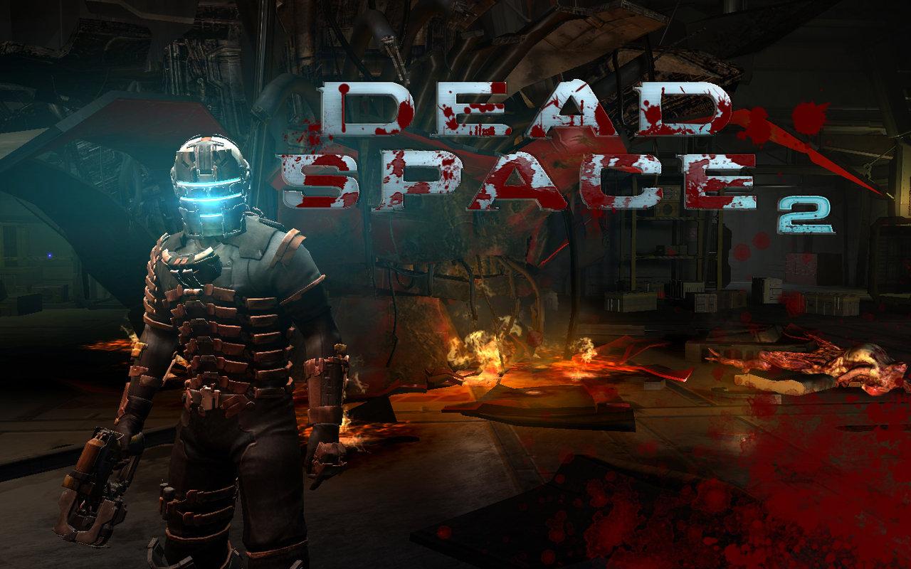 Dead Space 2 wallpaper by ducky108 on DeviantArt