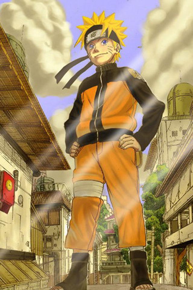 Naruto Wallpaper 640x960