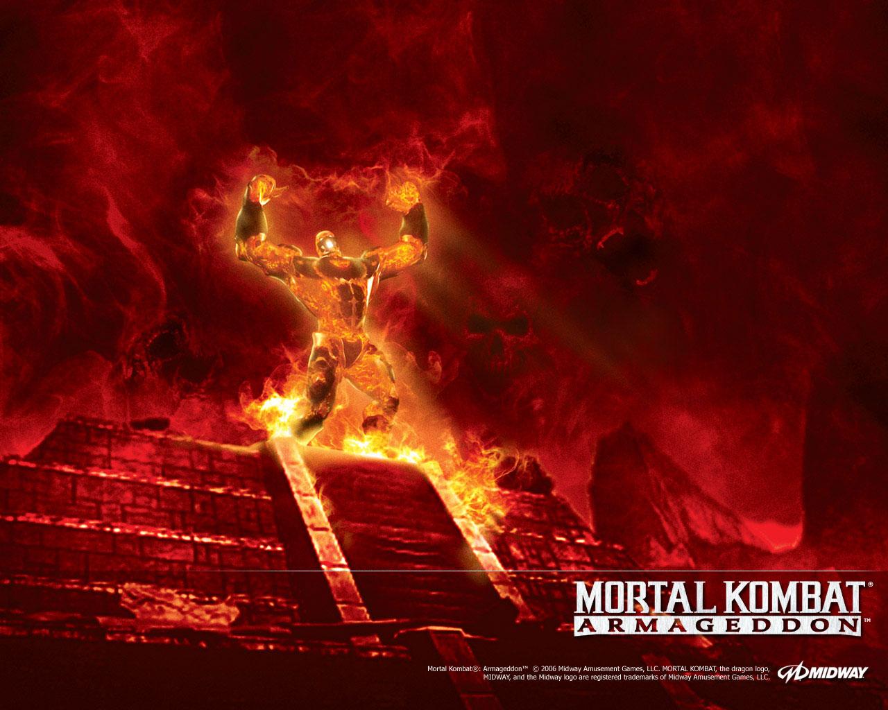 totalmortalkombat.com :: Mortal Kombat: Armageddon - Wallpaper