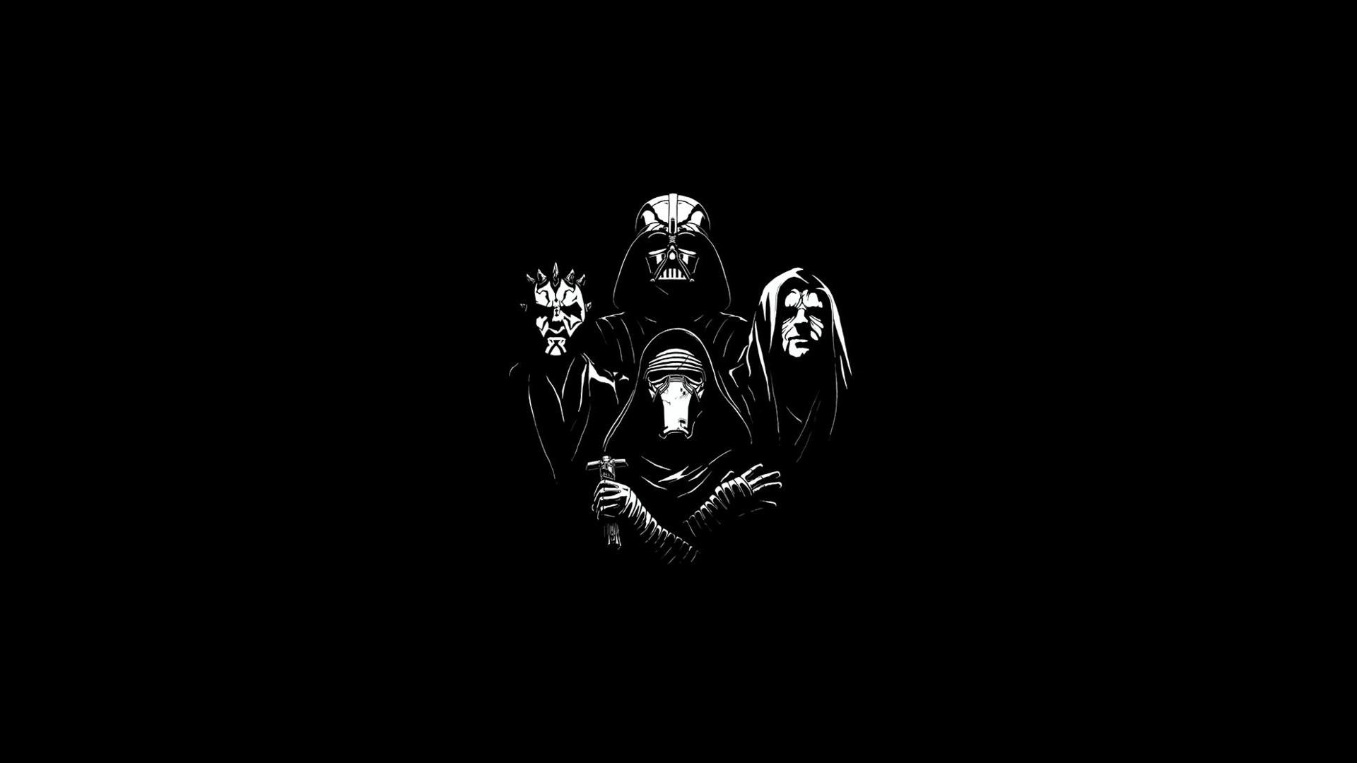 Darth Vader Darth Sidious Darth Maul Kylo Ren Queen Wallpapers HD 1920x1080