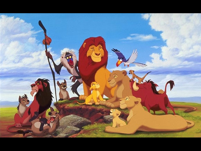 The Lion King 2Simbas Pride images The Lion King Wallpaper wallpaper 640x480