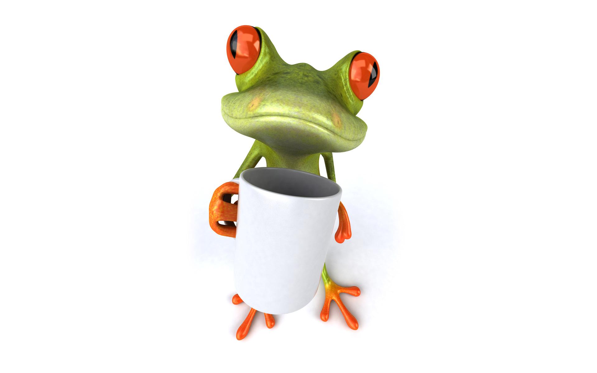 animated frog wallpaper for computer wallpapersafari