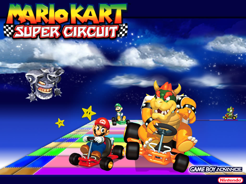Free download Mario Kart Central Mario Kart Super Circuit