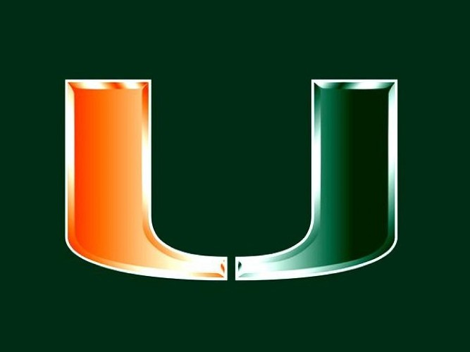 University of Miami Football Wallpaper1 667x500