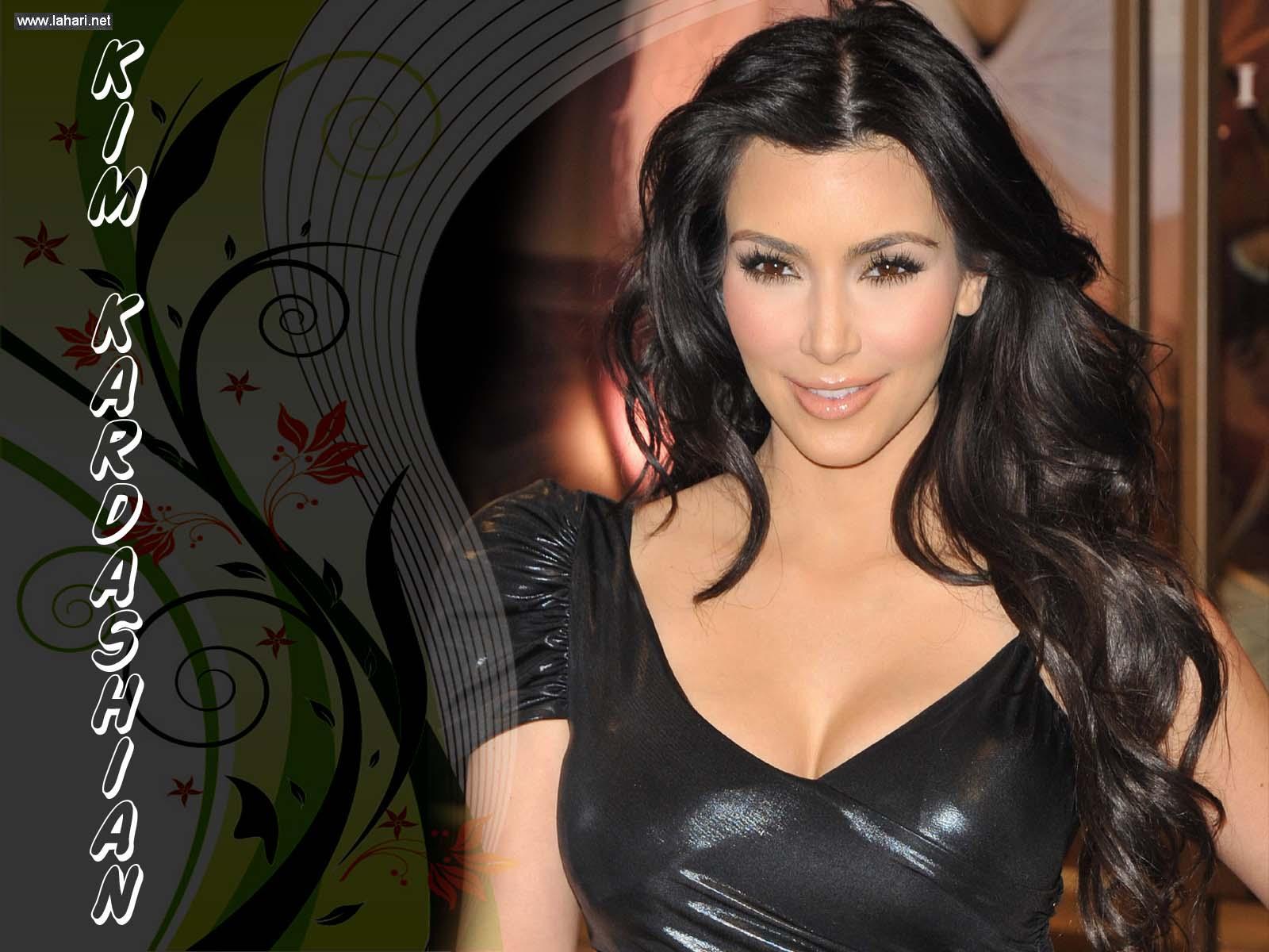 HD WALLPAPERS Kim Kardashian Hot HD wallpapers 1600x1200
