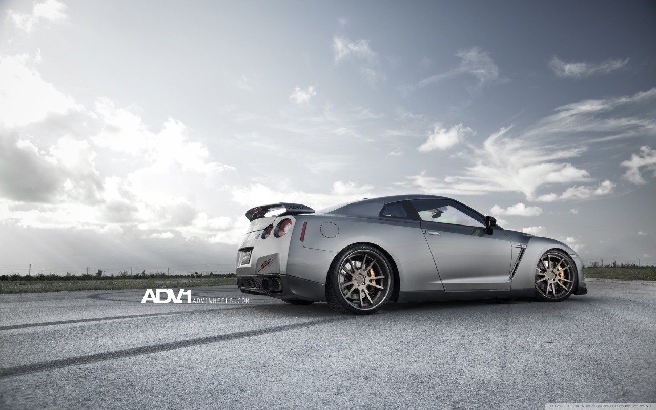 2011 Nissan GTR R35 Wallpaper Wallpaper Graphic and 1280x800