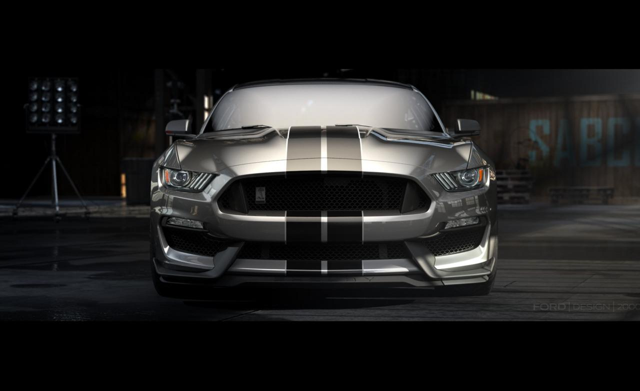 2016 Ford Mustang Shelby GT350 Wallpaper 1280x782