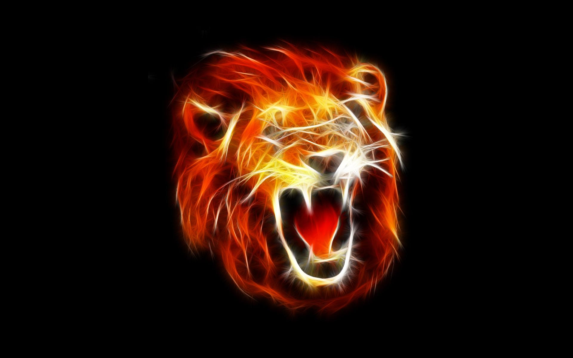 Hd Lion Pictures Lions Wallpapers: Roaring Lion Wallpaper