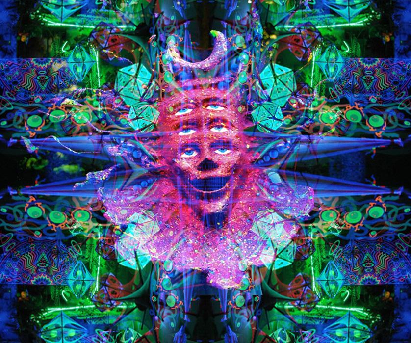Free Download Trippy Stoner Art 838x699 For Your Desktop Mobile