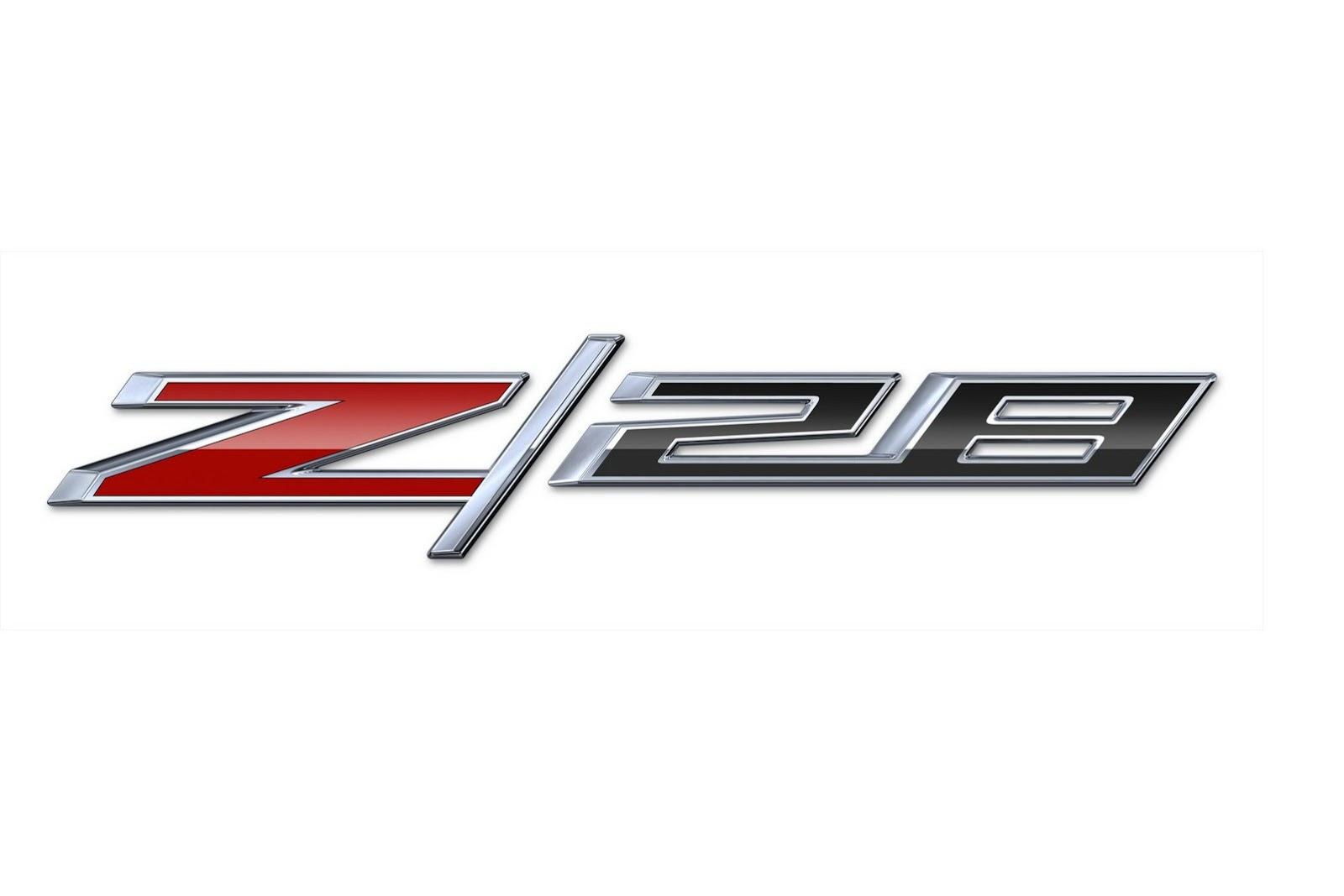 2014 Chevrolet Camaro Z28 Logo HD Wall Wallpapers   HD Wall Wallpapers 1600x1067