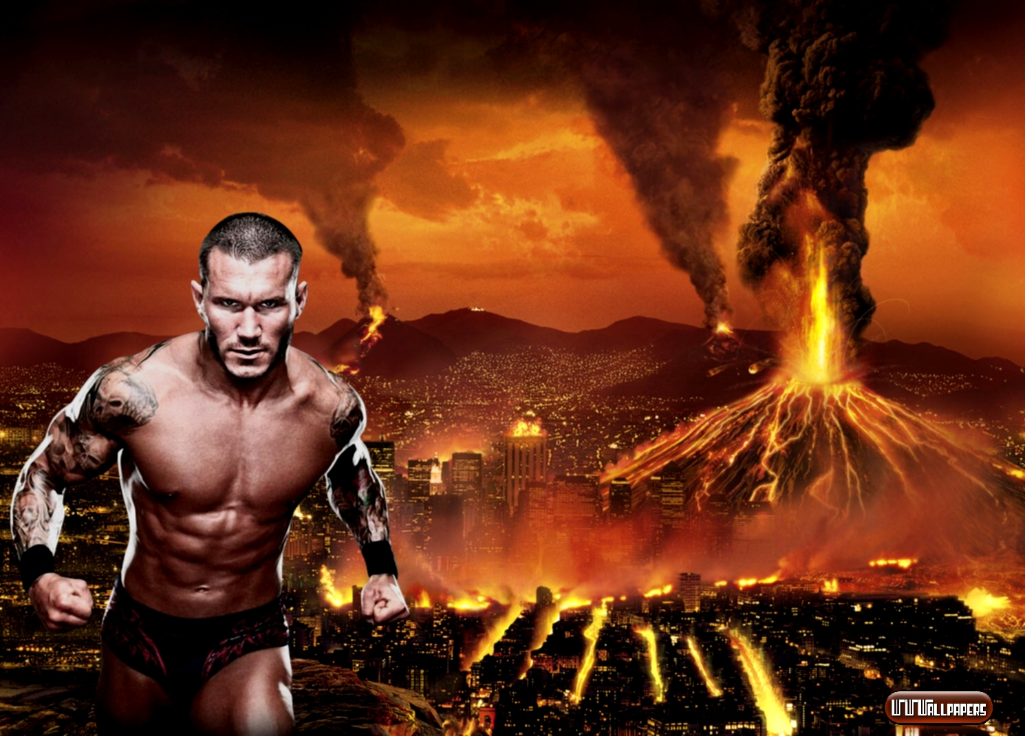 Wallpaper Randy Orton Wallpapersafari