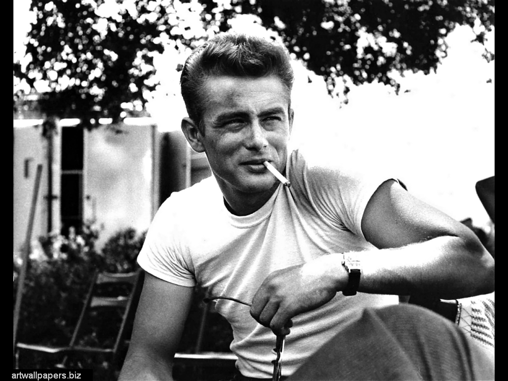 James Dean Wallpaper - WallpaperSafari