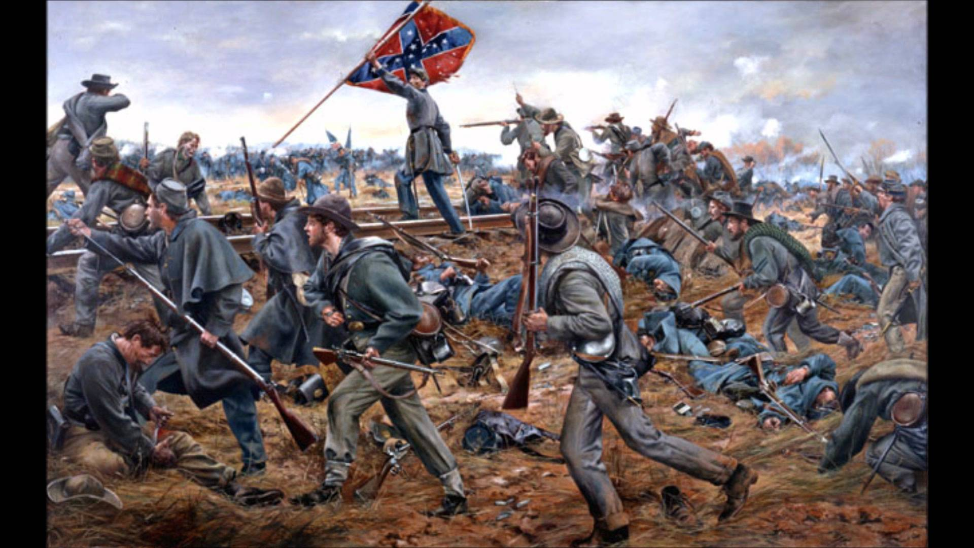 the historical background of the american civil war A hisorical background of the american civil war provided by the national archives and records administration.